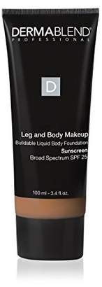 Dermablend Leg and Body Makeup Foundation with SPF 25