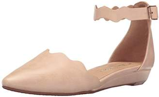 Chinese Laundry Women's Studio Pointed Toe Two Piece Flat