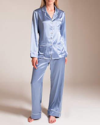 Bluebelle Olivia Von Halle Coco Silk Pajama
