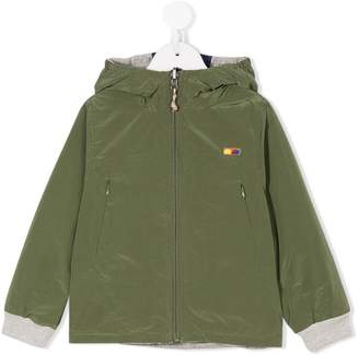 Bellerose Kids zipped fitted jacket