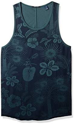 Scotch & Soda Men's Summer Singlet Print