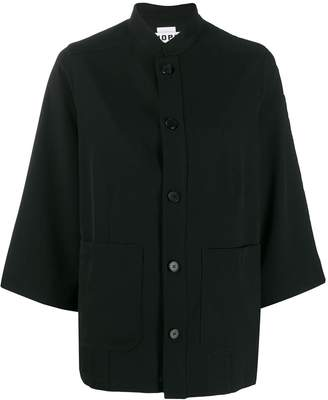Hope buttoned shirt jacket