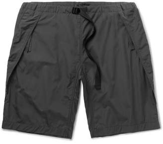 Stella McCartney Wide-Leg Cotton-Poplin Shorts