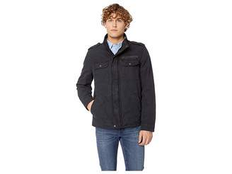 Levi's Two-Pocket Military Jacket with Polytwill Lining