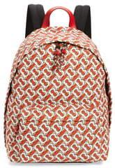 Burberry Monogram Print Nylon Backpack