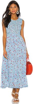 Banjanan Delph Bird Dress