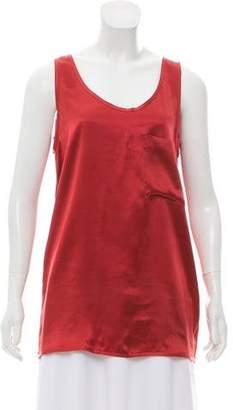 Giada Forte Silk Sleeveless Top w/ Tags