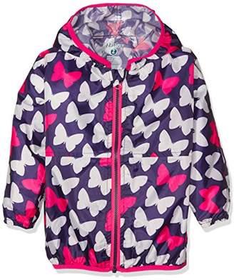 Hatley Girl's RCAINBU268 Track Jacket
