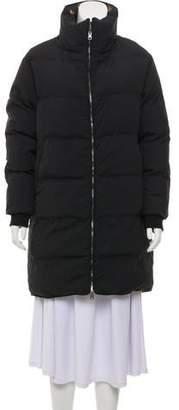 BA&SH Reversible Knee-Length Coat