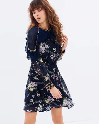 Coco Long Sleeve Mini Dress