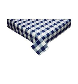 David Jones Gingham Tablecloth 130 x 180Cm