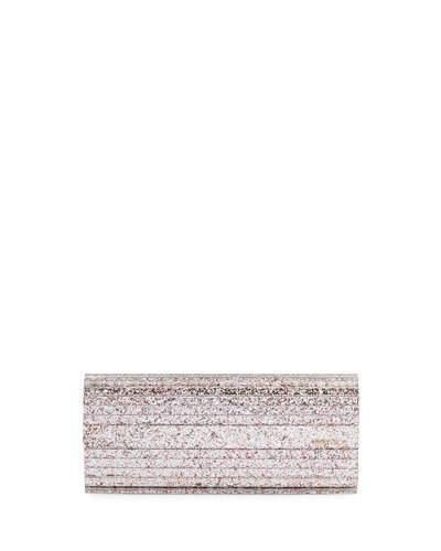 Jimmy ChooJimmy Choo Sweetie Flap-Top Glitter Acrylic Clutch Bag, Multi