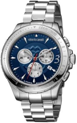 Roberto Cavalli BY FRANCK MULLER Chronograph Bracelet Watch, 43mm