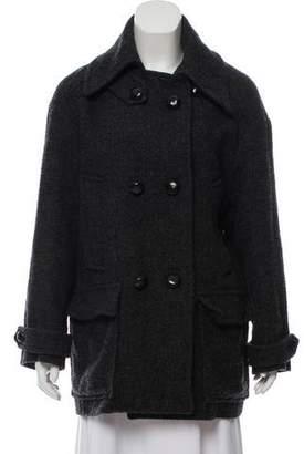 Etoile Isabel Marant Tweed Short Coat