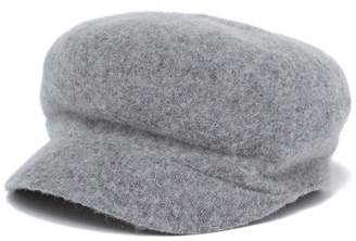 August Hat Melton Newsboy Hat