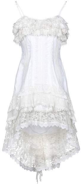 GADO GADO by MARGRIET WAGERAAR Short dress