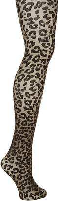 Emilio Cavallini Sparkle Leopard Tights