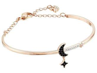 Swarovski Duo Moon Bangle