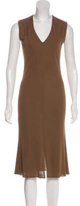 Yigal Azrouel Sleeveless Casual Dress