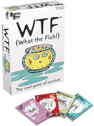 University Games WTF (What the Fish!) Game