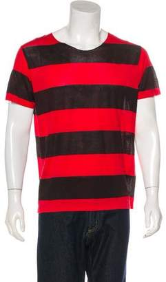 Saint Laurent 2015 Striped T-Shirt