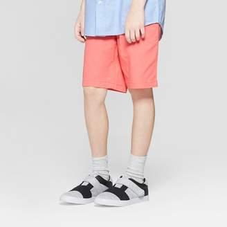 Cat & Jack Boys' Stretch Chino Shorts