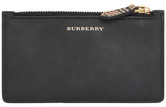 Burberry Vintage Check Somerset Card Case