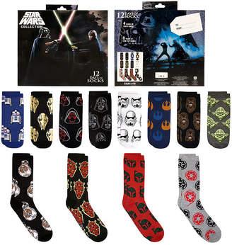 Star Wars 12 Days of Socks Men's