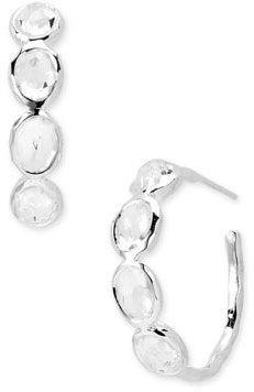 Ippolita 'Rock Candy - Number 2' 4-Stone Hoop Earrings