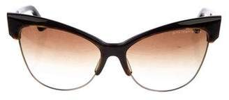 Dita Cat-Eye Gradient Sunglasses