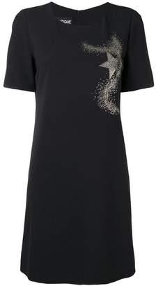 Moschino embellished T-shirt dress