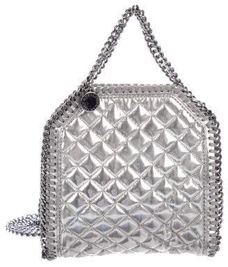 Stella McCartney Shaggy Deer Mini Falabella Bag