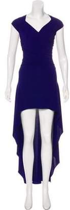 Plein Sud Jeans Asymmetrical Maxi Dress