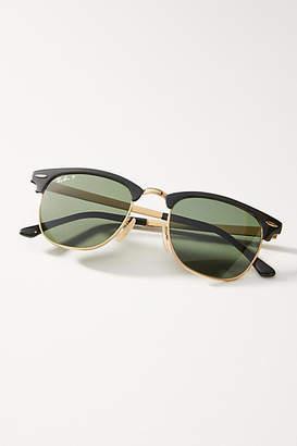 Ray-Ban Polarized Clubmaster Sunglasses