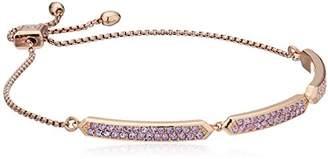 Vera Bradley Womens Sparkling Slider Bangle Bracelet
