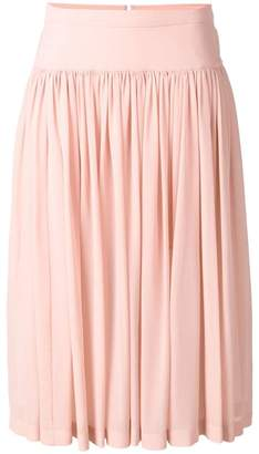 Stella McCartney flared midi skirt
