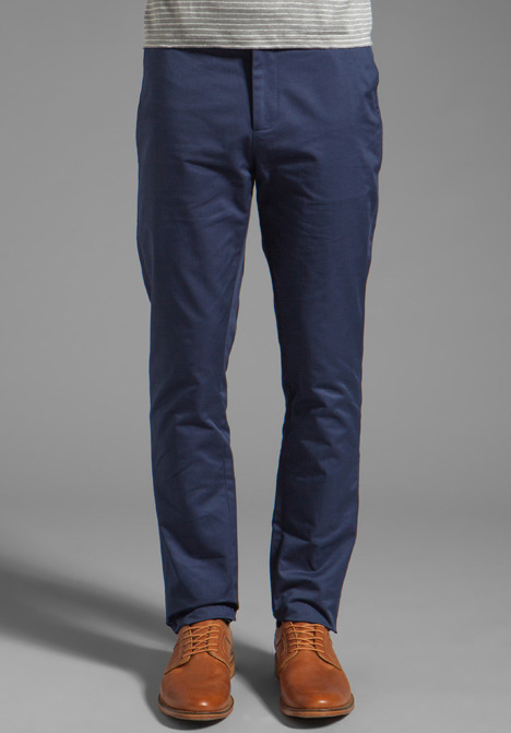 Vanishing Elephant Classic Suit Pant