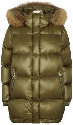 Woolrich Fur-Trim Alquippa Parka