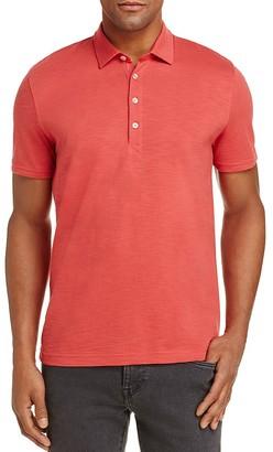Michael Bastian Slub Polo Shirt $78 thestylecure.com