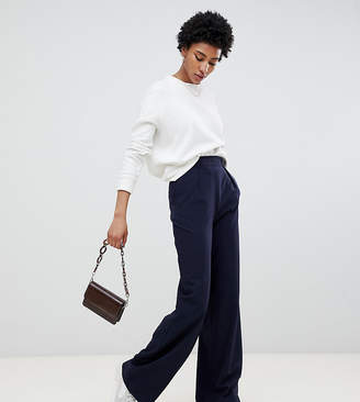 Asos (エイソス) - Asos Tall ASOS DESIGN Tall wide leg pants with pleat detail