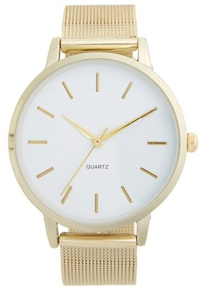 Women's Bp. Round Face Watch, 33Mm $25 thestylecure.com