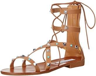 Steve Madden Women's Sunner Gladiator Sandal