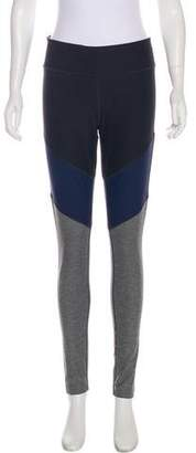 Outdoor Voices High-Rise Colorblock Leggings