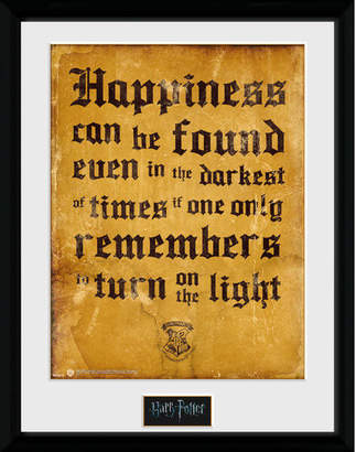 Gb Eye Harry Potter Happiness Can Be Framed Photographic