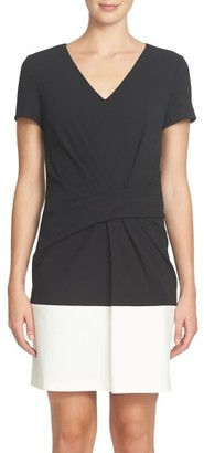 Women's Cynthia Steffe Nikki Colorblock Shift Dress $228 thestylecure.com