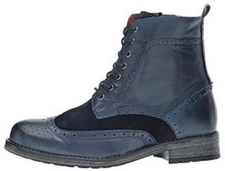 Eric Michael Combat-Inspired Designer Boots