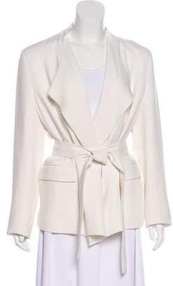 IRO Belted Long Sleeve Blazer