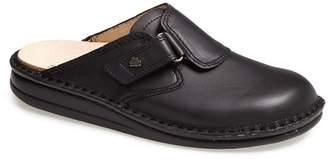 Finn Comfort 'Venice' Leather Clog