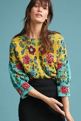 Aldomartins Galveston Floral Pullover