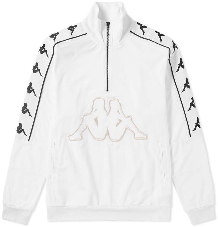 Kappa Kontroll Half Zip Sweat